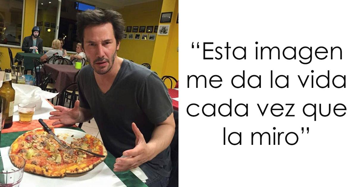 10+ Veces que Keanu Reeves consiguió poner Tumblr de rodillas