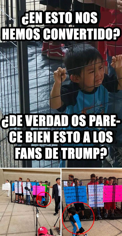 Protesta Pro-Inmigración