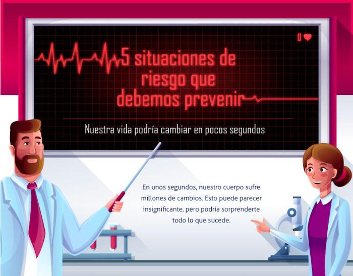 5 Situaciones Que Afectan La Salud Y Debemos Evitar