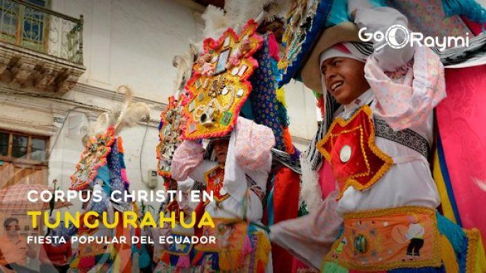 El Corpus Christi En Ecuador