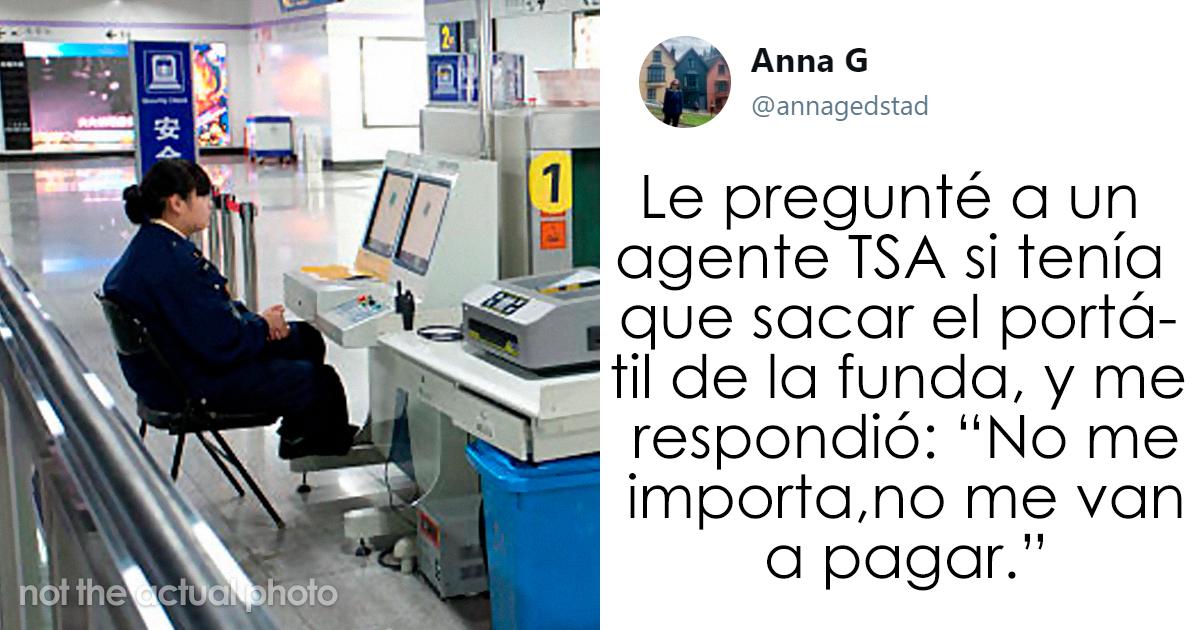 20 Reveladores tuits de viajeros que muestran los peligros del cierre de la administración