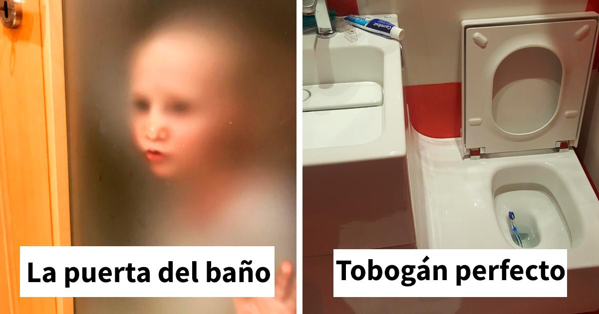 30 Cuartos de baño infernales que seguramente fueron hechos por gente que no los iba a usar