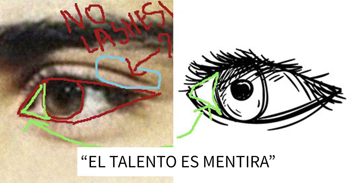 Este Artista Senala Los Errores Que Cometen Los Principiantes Al Dibujar Con El Cerebro Y No Con Los Ojos Bored Panda