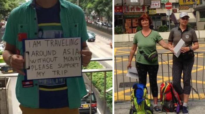 Viajo Por Asia Sin Dinero, Por Favor, Financia Mi Viaje