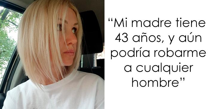 Esta hija presume de lo guapa que es su madre y da comienzo sin querer a un hilo viral (33 imágenes)