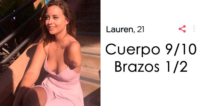12 Divertidos perfiles de Tinder hechos por amputados que conservan el sentido del humor