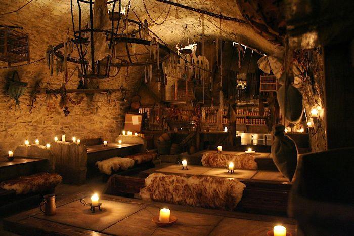 Pub Medieval En Praga