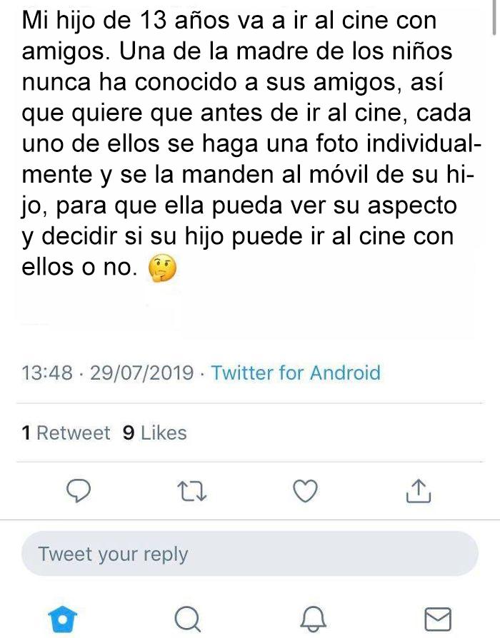 Sí, Muy Normal Pedir Fotos De Los Amigos De Tu Hijo...
