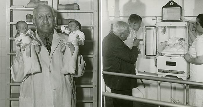 Este Doctor Falso A principios del Siglo XX Usó Bebés Prematuros Para Entretener A La Gente y Salvó 6,500 Vidas