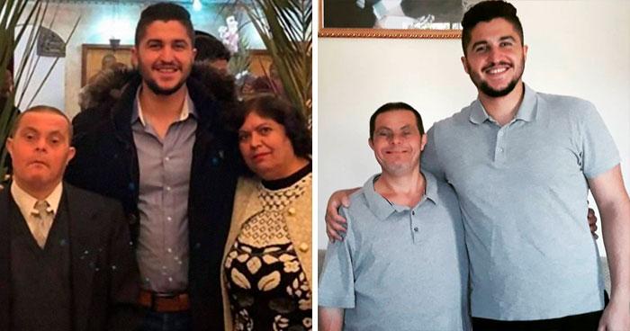 Un Hombre Cuyo Padre Tiene Síndrome De Down Comparte Qué Es Ser Criado Por Él, Dice No Poder Sentirse Más Orgulloso