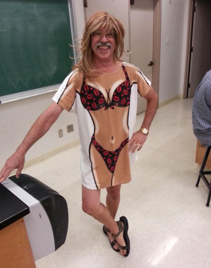 Este Es Mi Profesor De Química