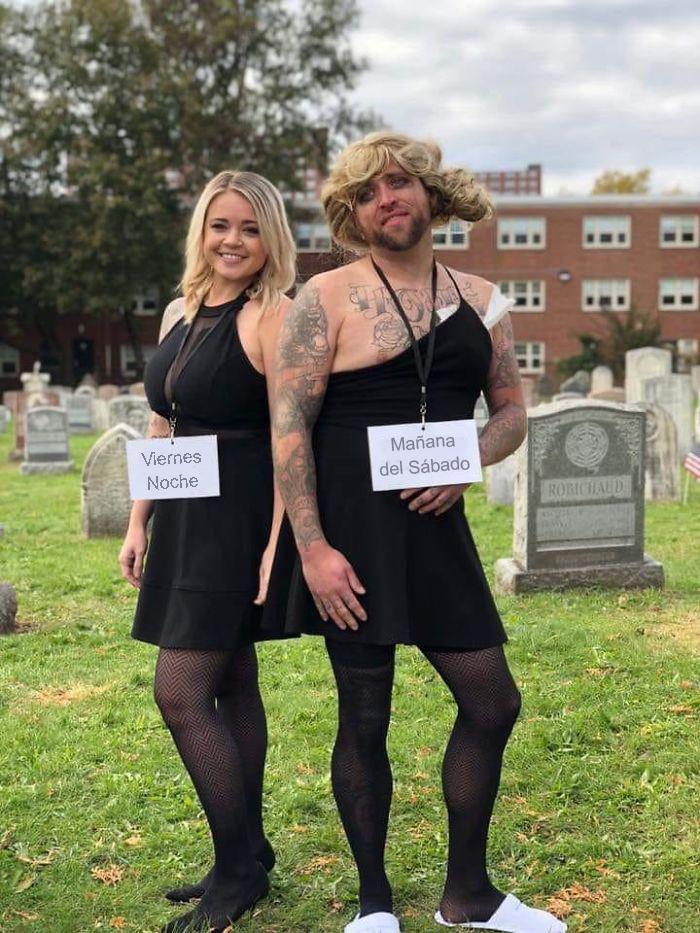 Mejor Dúo De Halloween De Este Año
