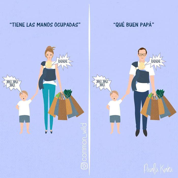 Mom Illustrates What Raising Kids Is Like In 30 Honest Comics