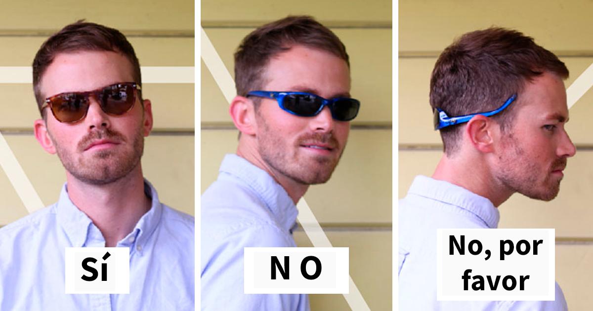 Crean esta sencilla guía de moda masculina que ilustra lo que sí, lo que no, y lo que por favor no hay que ponerse