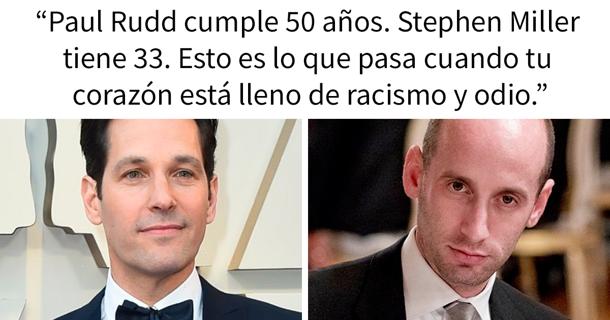 18 Memes divertidos y reconfortantes sobre Paul Rudd