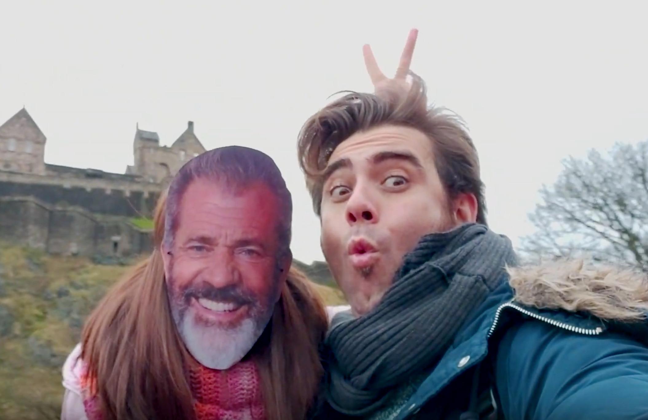 Road Trip Con Mel Gibson
