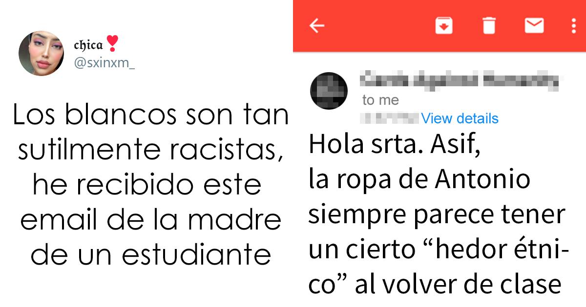 """Esta profesora de cello recibió un email racista de la madre de un estudiante y respondió explicando el """"hedor étnico"""" de su hijo"""