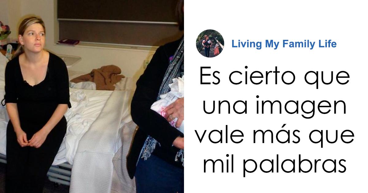 Las palabras virales de esta madre te dicen por qué no deberías visitar a nadie que acabe de dar a luz