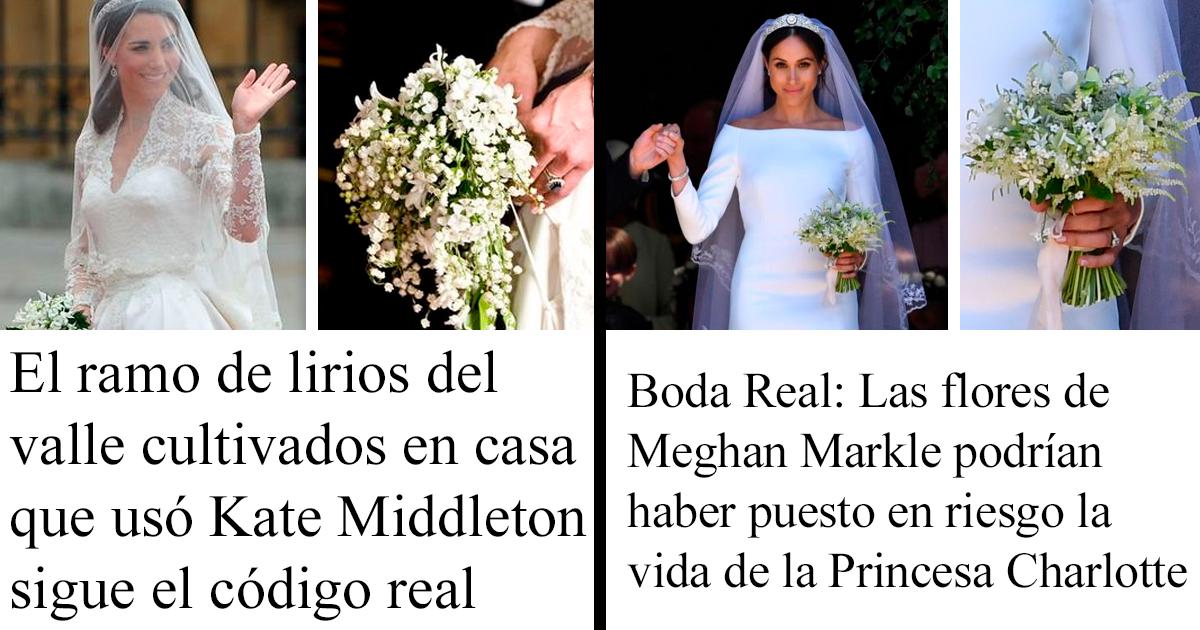 12 Titulares que muestran cómo la prensa británica trata de formas muy distintas a Meghan Markle y a Kate Middleton
