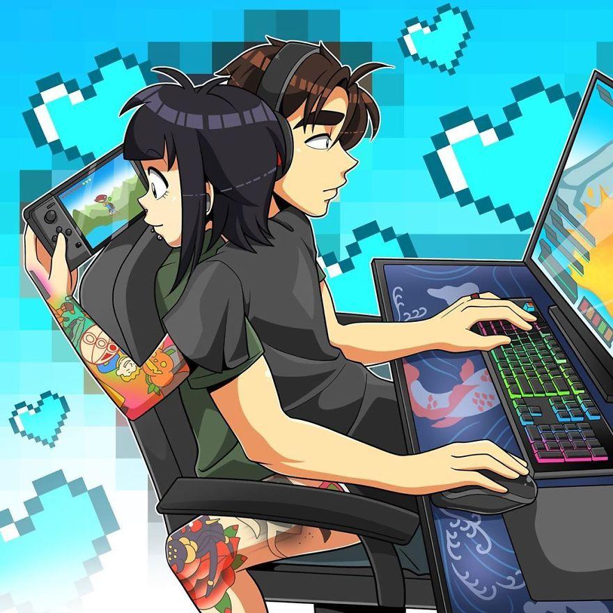 Videojuegos Juntos