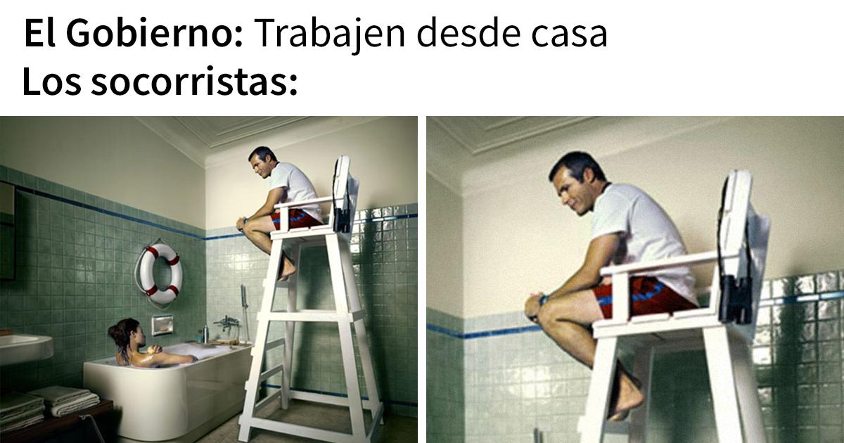 20 Memes sobre trabajo remoto que entenderán aquellos que no puedan trabajar desde casa
