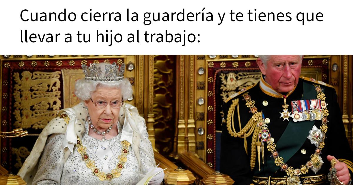 La gente se ha dado cuenta de que la Reina de Inglaterra es inmortal, y han creado 16 divertidos memes al respecto