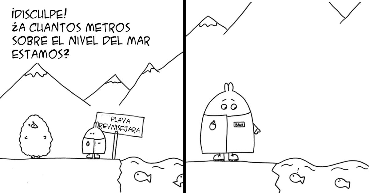 Creamos cómics basados en nuestros encuentros reales con turistas horribles (20 Nuevas tiras)