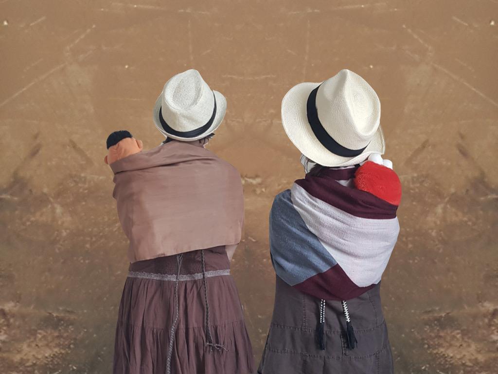 Las Chicas De Peru… Con Parisinas Confinadas!