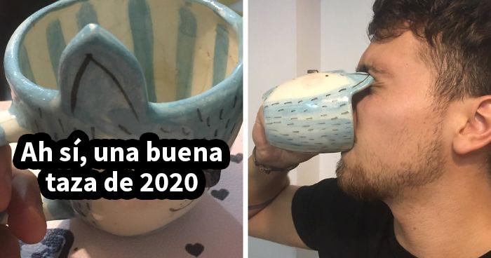 20 Memes que resumen 2020 hasta el momento