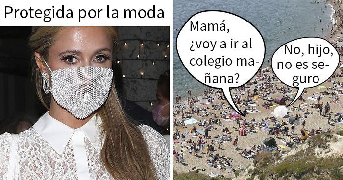 20 Bromas muy frescas sobre la pandemia que te harán reír o llorar (nuevas imágenes)