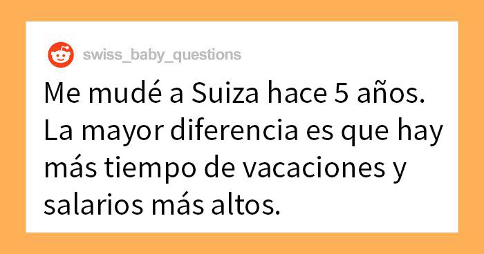 25 Estadounidenses comparten las mayores diferencias en su vida tras marcharse de EEUU