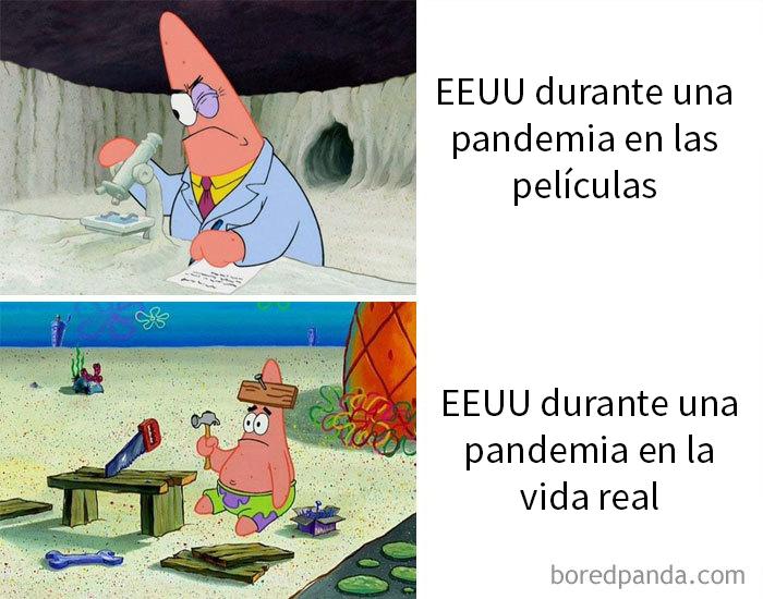 Eeuu Y Las Pandemias