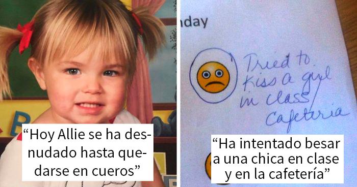 25 Inesperadas notas que los profesores escribieron para los pobrecitos padres