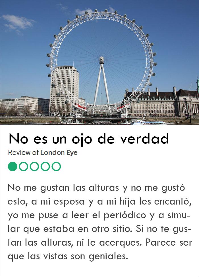 Ojo De Londres
