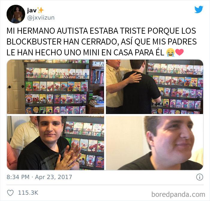 Blockbuster Casero Para Su Hijo
