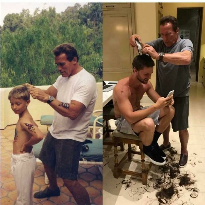 No Importa La Edad, Para Tu Padre Siempre Eres Un Niño