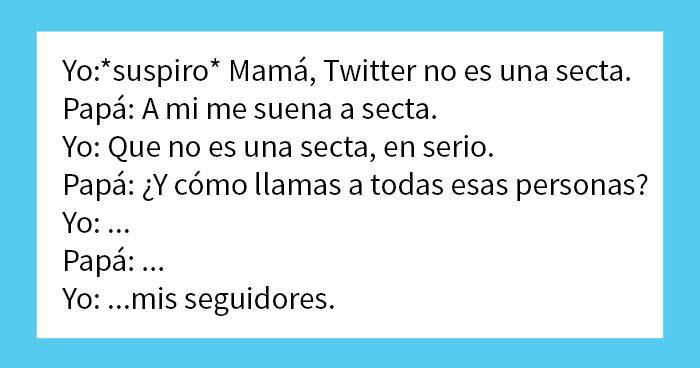 18 De los tuits de padres más divertidos
