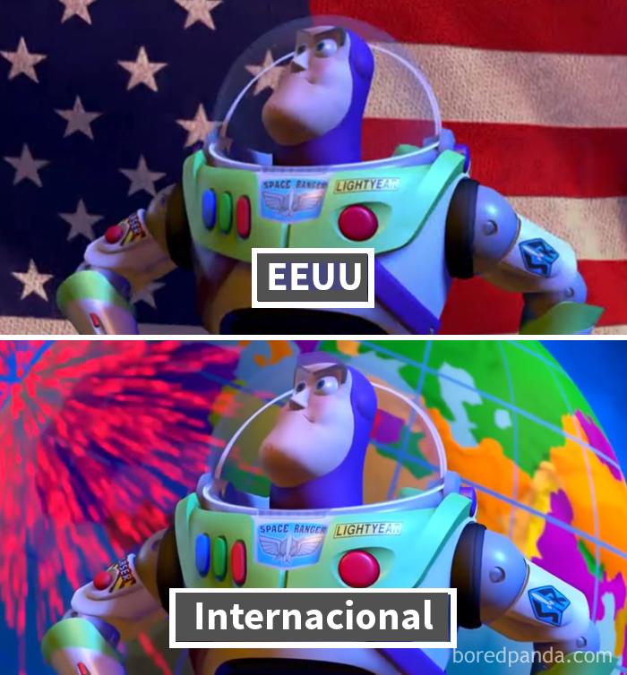 Toy Story 2: Discurso De Buzz