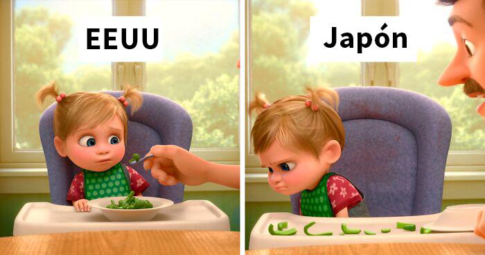 15 Detalles que Pixar y Disney cambiaron en sus películas para proyectarlas en distintos países