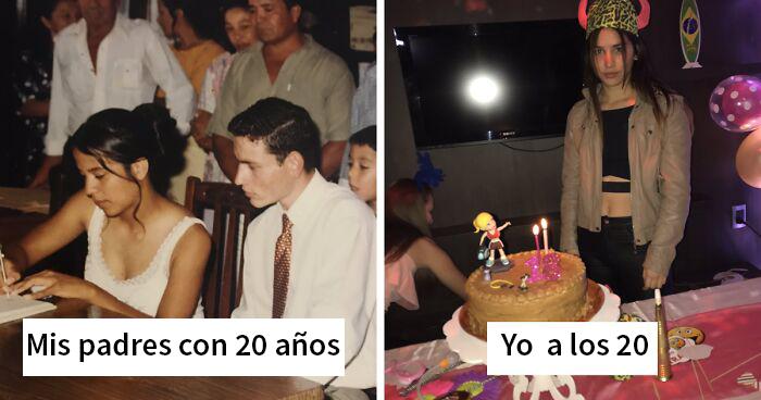 "30 Divertidos tuits de ""Mis padres VS yo"""