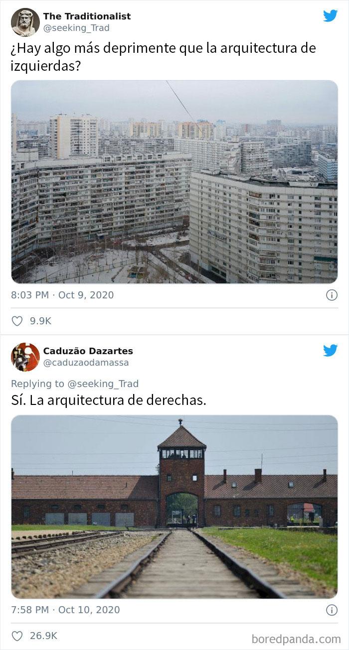 Izquierda vs. Derecha