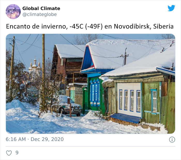 30 Pictures That Show How Unfathomably Cold It Is In Russia Right Now