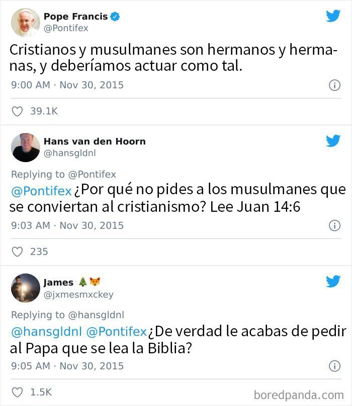 Cristianos En General