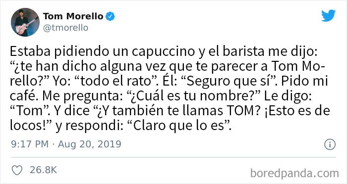 Vuelve Tom Morello
