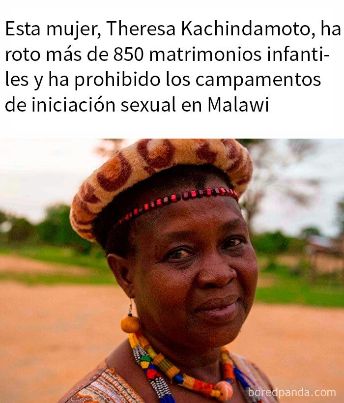 Salvadora De Niños