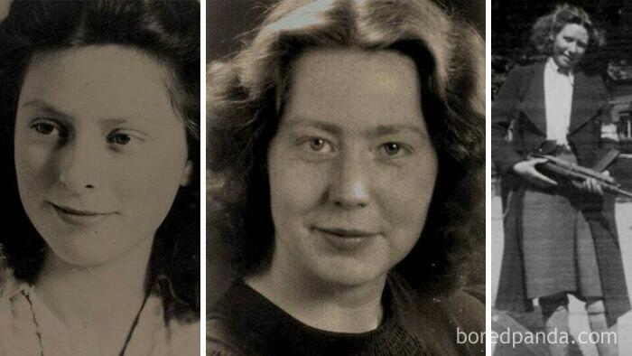 Estas 3 Adolescentes Holandesas Se Pasaban Las Tardes Charlando Con Soldados Nazis, Sacándoles Información Y Luego Llevándolos Al Bosque Para Matarlos