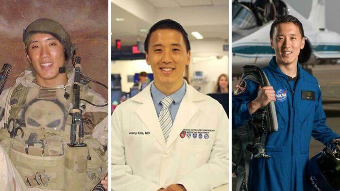 Johnny Kim De 36 Años, Ha Sido Soldado, Doctor En Harvard Y Ahora Va A Ser El Primer Coreano En Ir Al Espacio