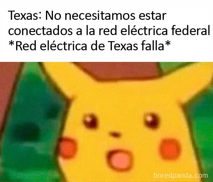 Texas en este momento: