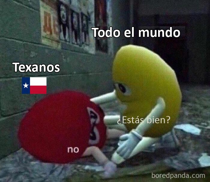 F en el chat por Texas