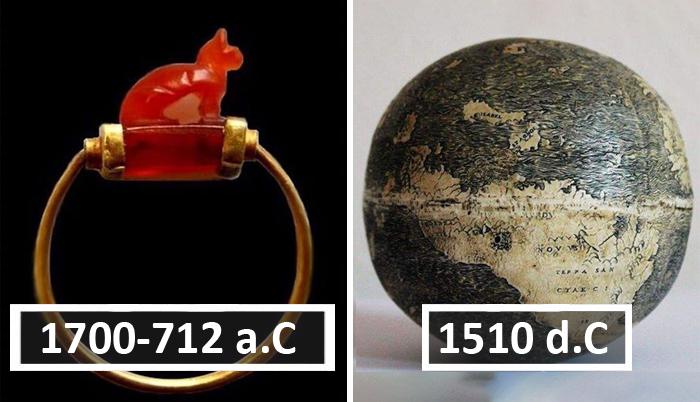 25 Creaciones humanas muy antiguas que aún hoy nos siguen sorprendiendo